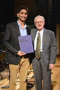 Suyun Kim Memorial Award presented by Denny Christianson (2017)